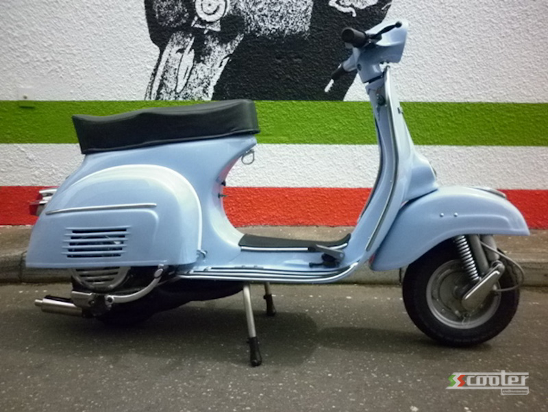 Vespa Super Restoration